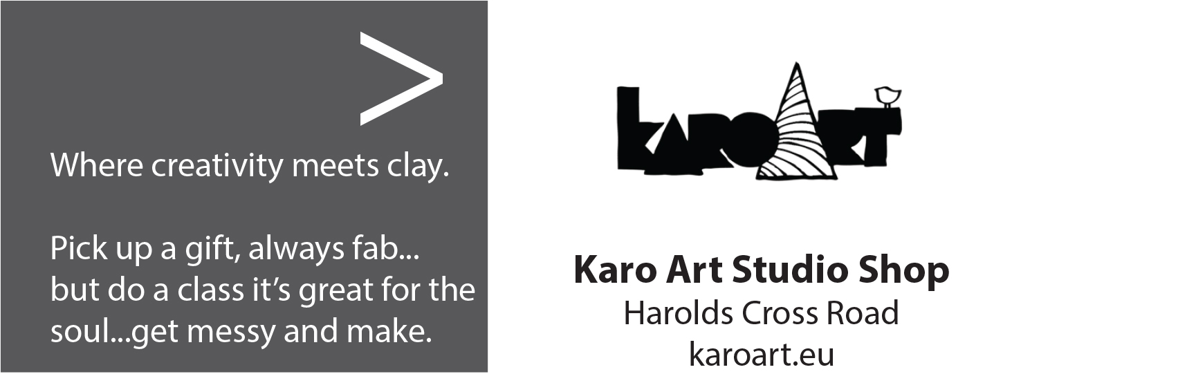 Karo Art Studio Shop Logo
