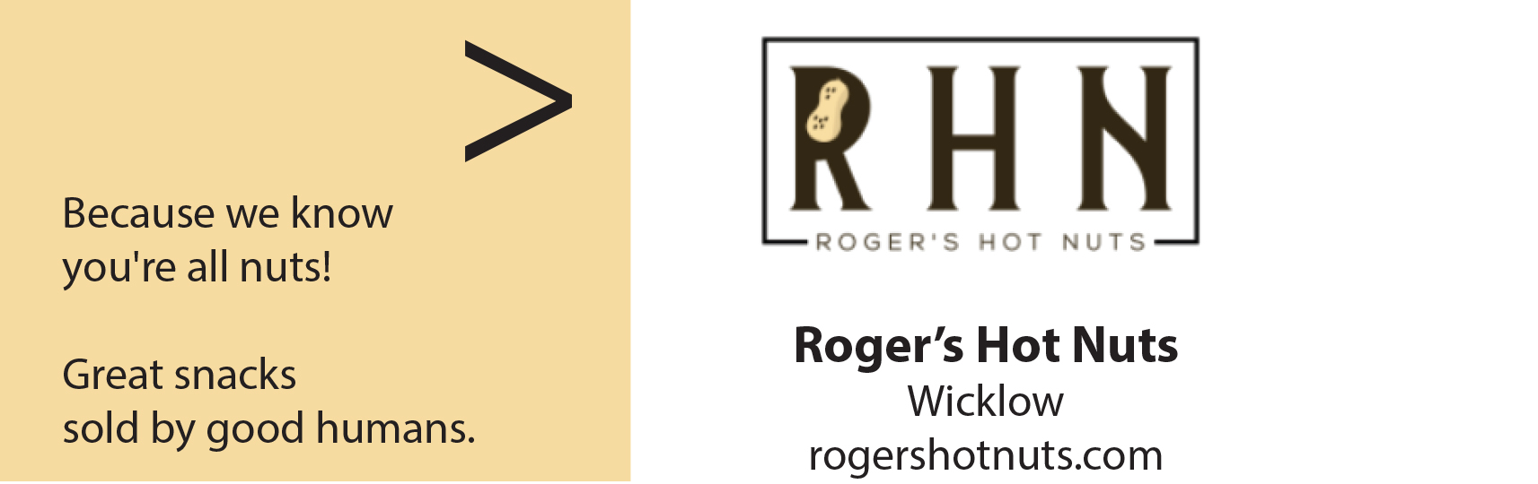rogers hot nuts logo